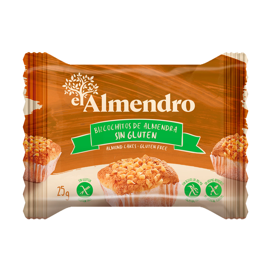 Bizcochitos de almendras