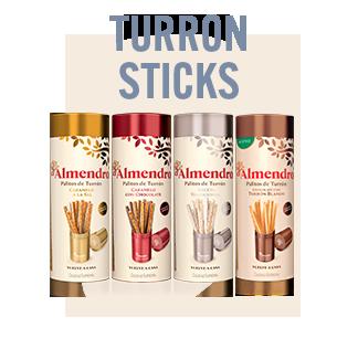 Turron stick