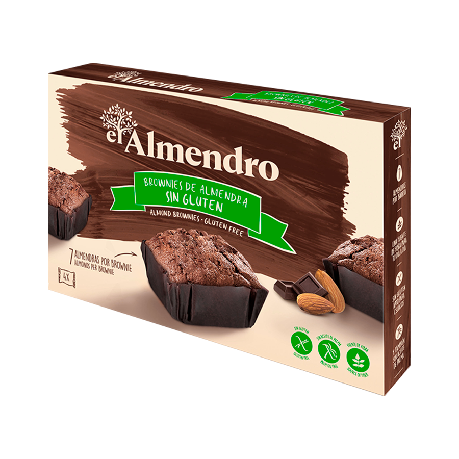 Bizcochitos de almendra