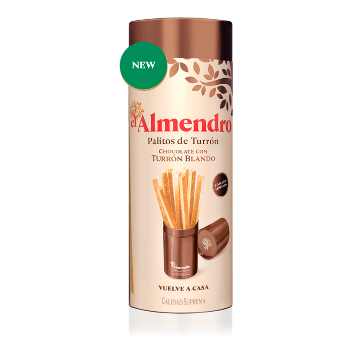 Creamy Almond Turron Sticks