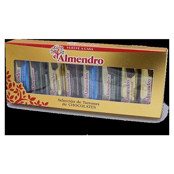 Turrón chocolate el Almendro