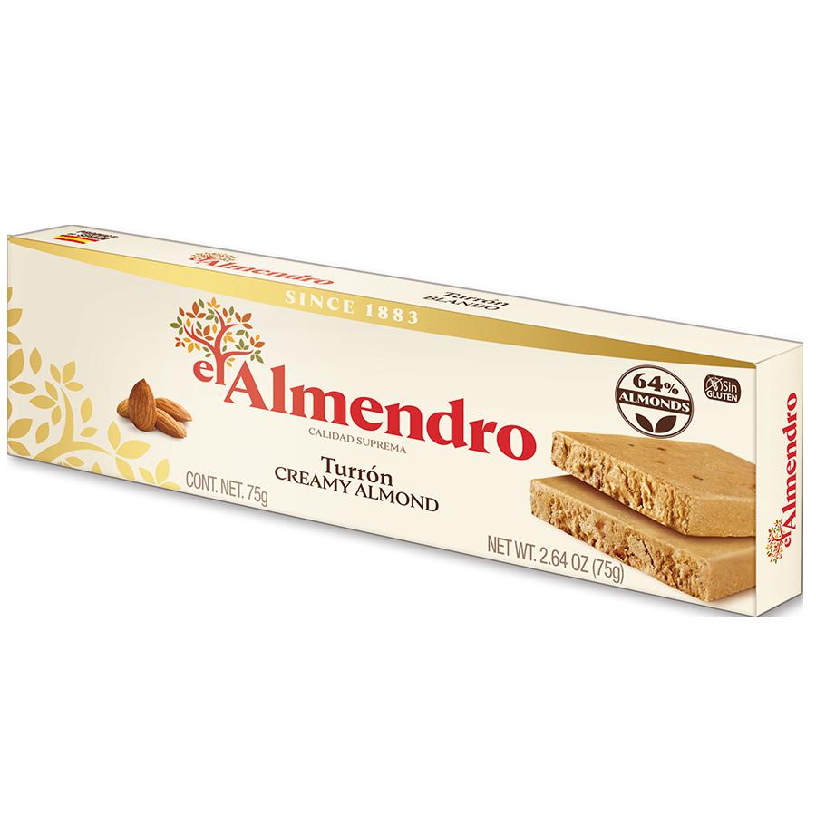 Creamy Almond Turron