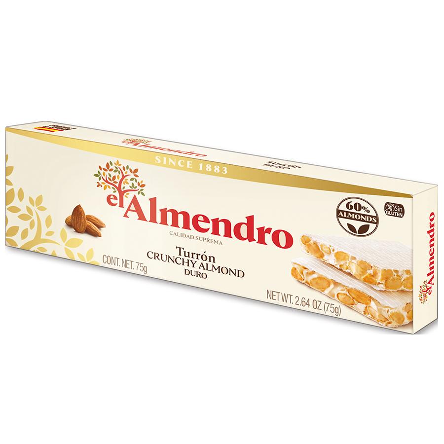 Crunchy Almond Turron
